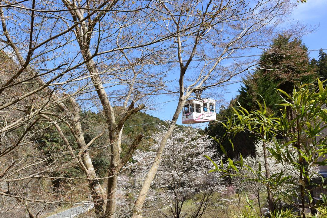 Mount Yoshino Ropeway