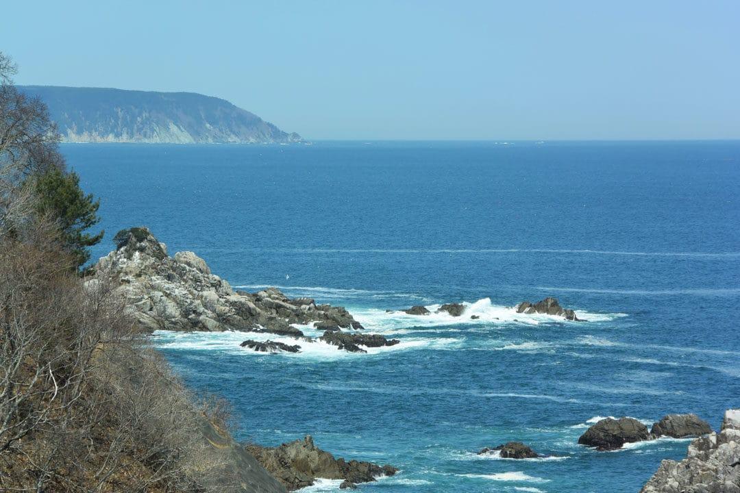 View of Rias Coast