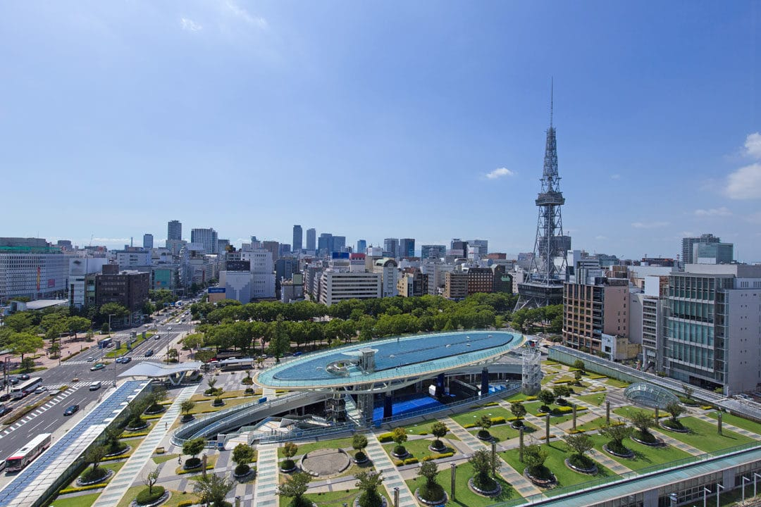 Sakae in Nagoya, Aichi