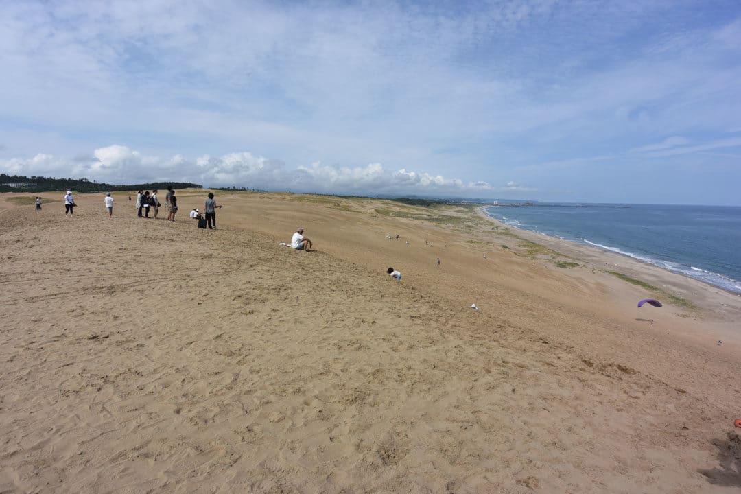 Tottori Sand Dunes